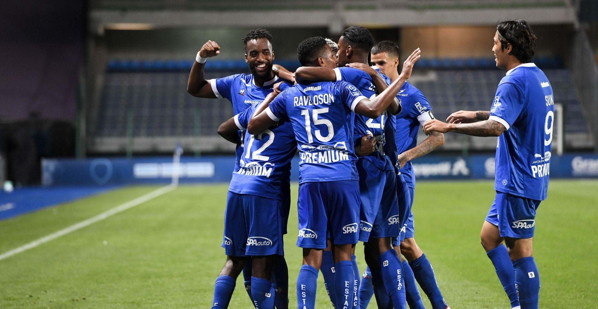 Troyes racheté par le City Football Group