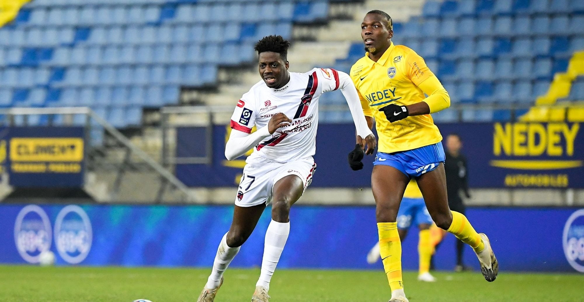 Mohamed Bayo (Clermont Foot).